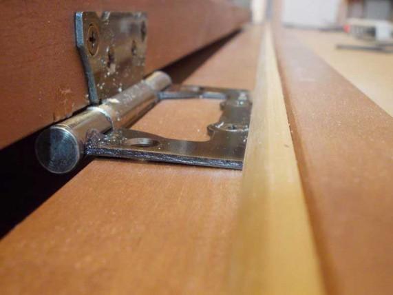 дверное полотно с коробом