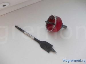 набор для врезки ручки