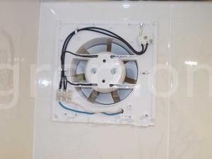 подключение вентилятора