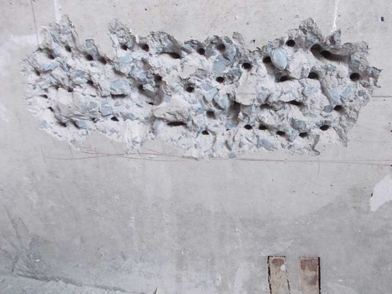 сверлим отверстия в бетоне