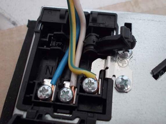 провода для панели