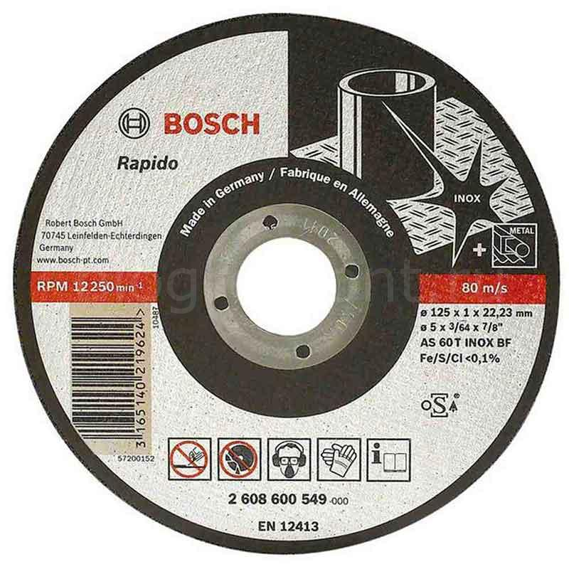 диск по металлу для болгарки