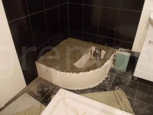 подиум для керамического поддона
