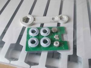 комплект для установки радиаторов