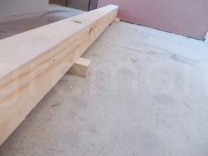 как установить лаги для деревянного пола