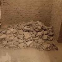 демонтаж стяжки в ванной комнате