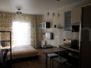 комната в квартире студии