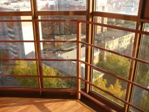 ограждения на балконе