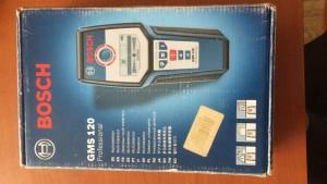 детектор скрытой проводки бош